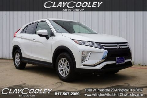 Certified Pre-Owned 2019 Mitsubishi Eclipse Cross ES